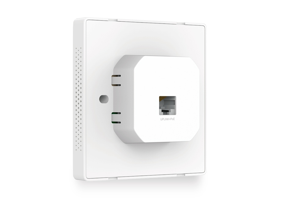 TP-LINK Wireless N Wall-Plate Access Point (EAP115-Wall)