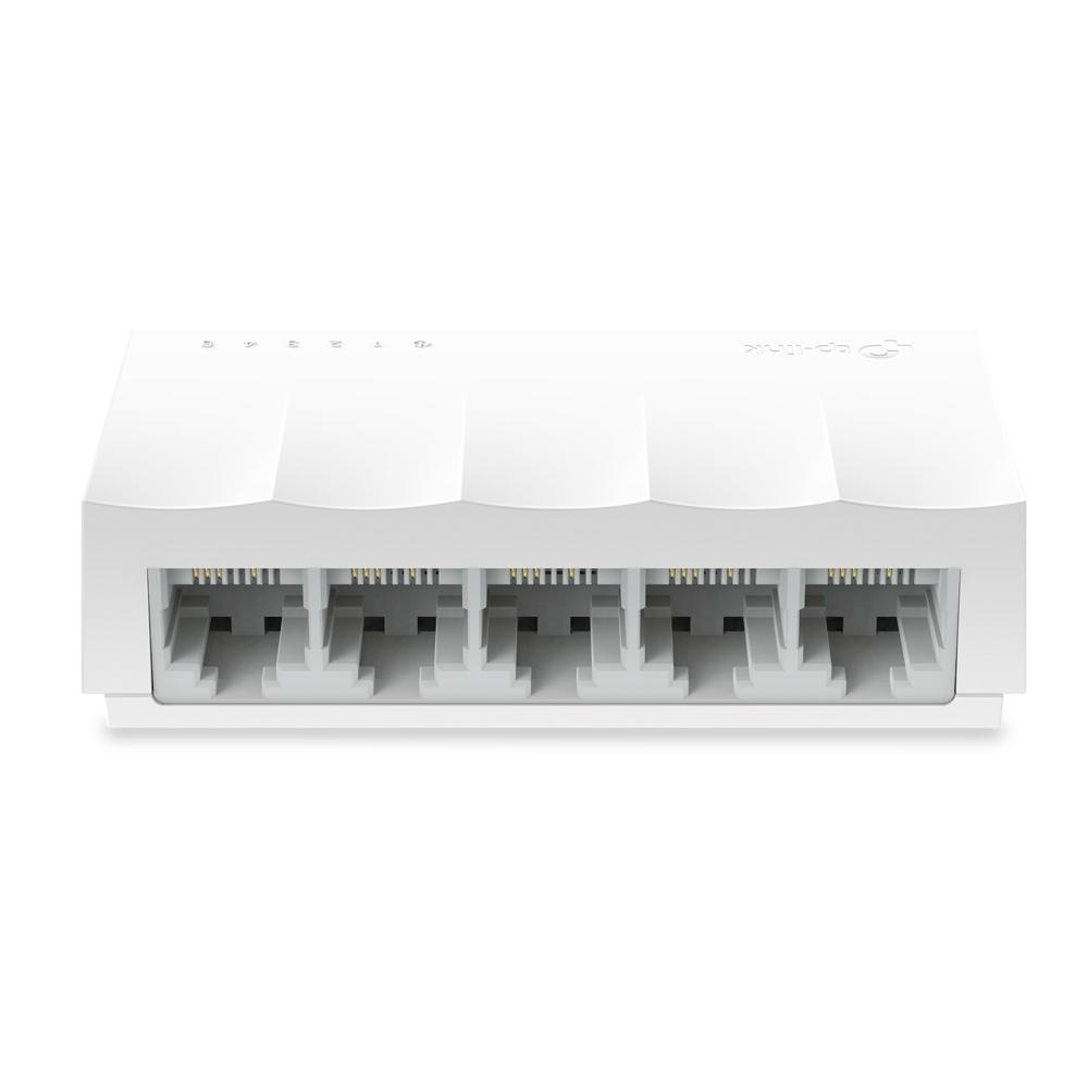 TP-LINK 5-Port 10//100Mbps Desktop Switch Unmanaged White