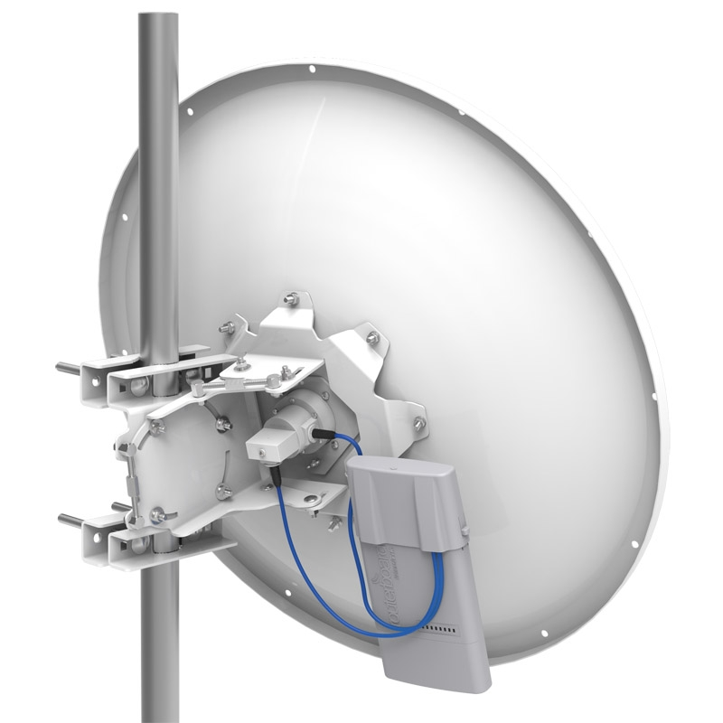 MIKROTIK Parabolic 5 GHz dish antenna with precision alignment mount mANT30  PA, 4 pack (MTAD-5G-30D3-PA)