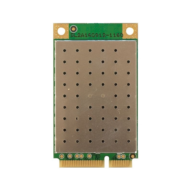 MIKROTIK 3G/4G/LTE 150Mbps miniPCI-e card for M2M applications (R11e-LTE)