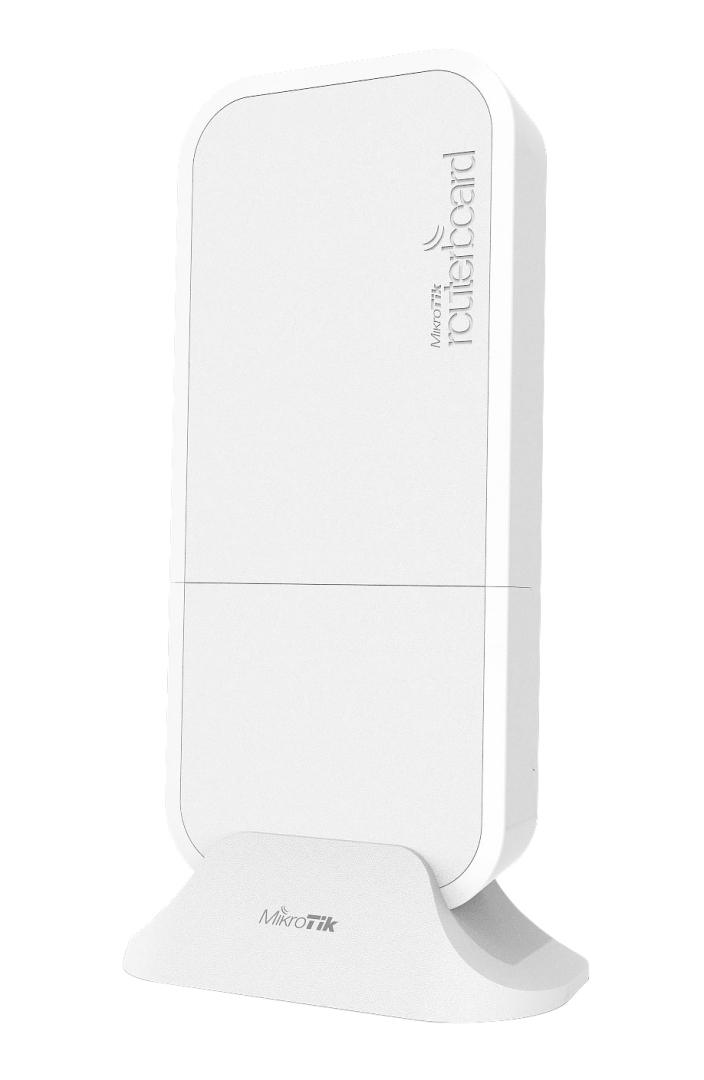 MIKROTIK wAP LTE Kit - 2 4 GHz wireless AP/router with a built in cellular  modem (RBwAPR-2nD&R11e-LTE)