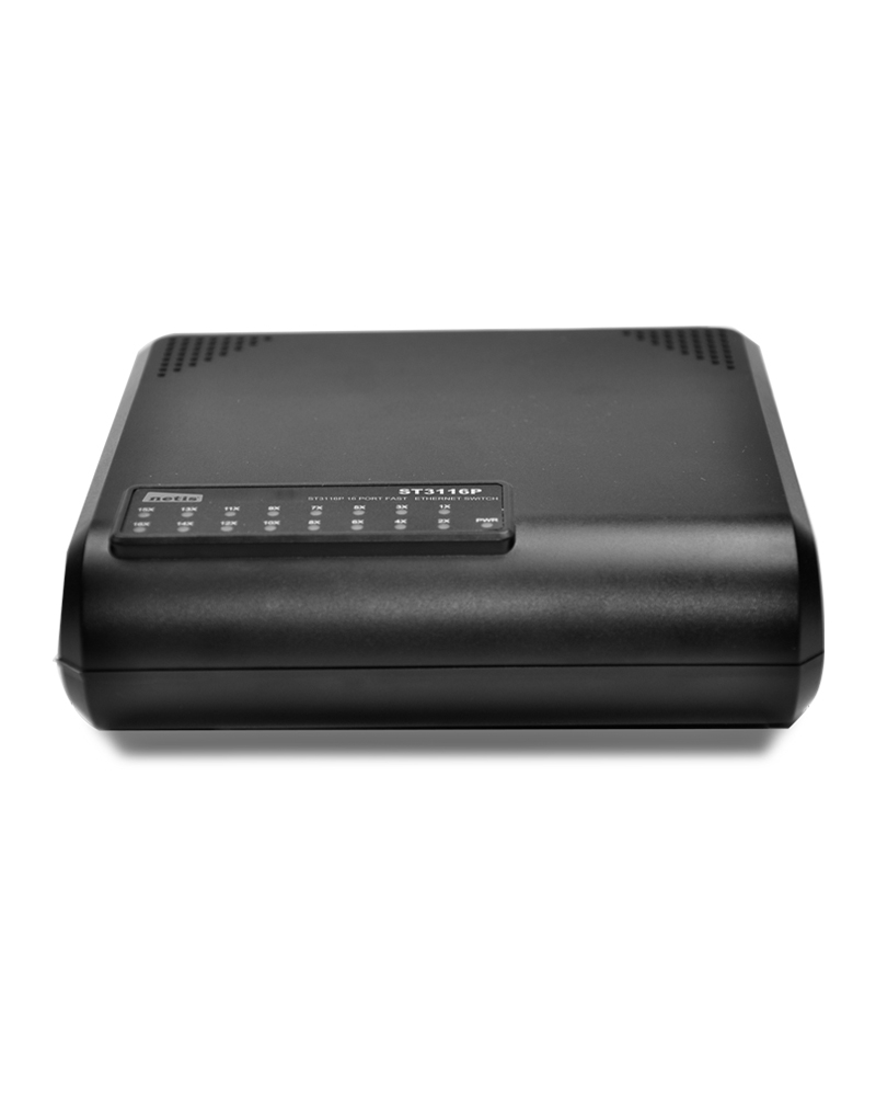 Netis 16 Port Fast Ethernet Switch  St3116p