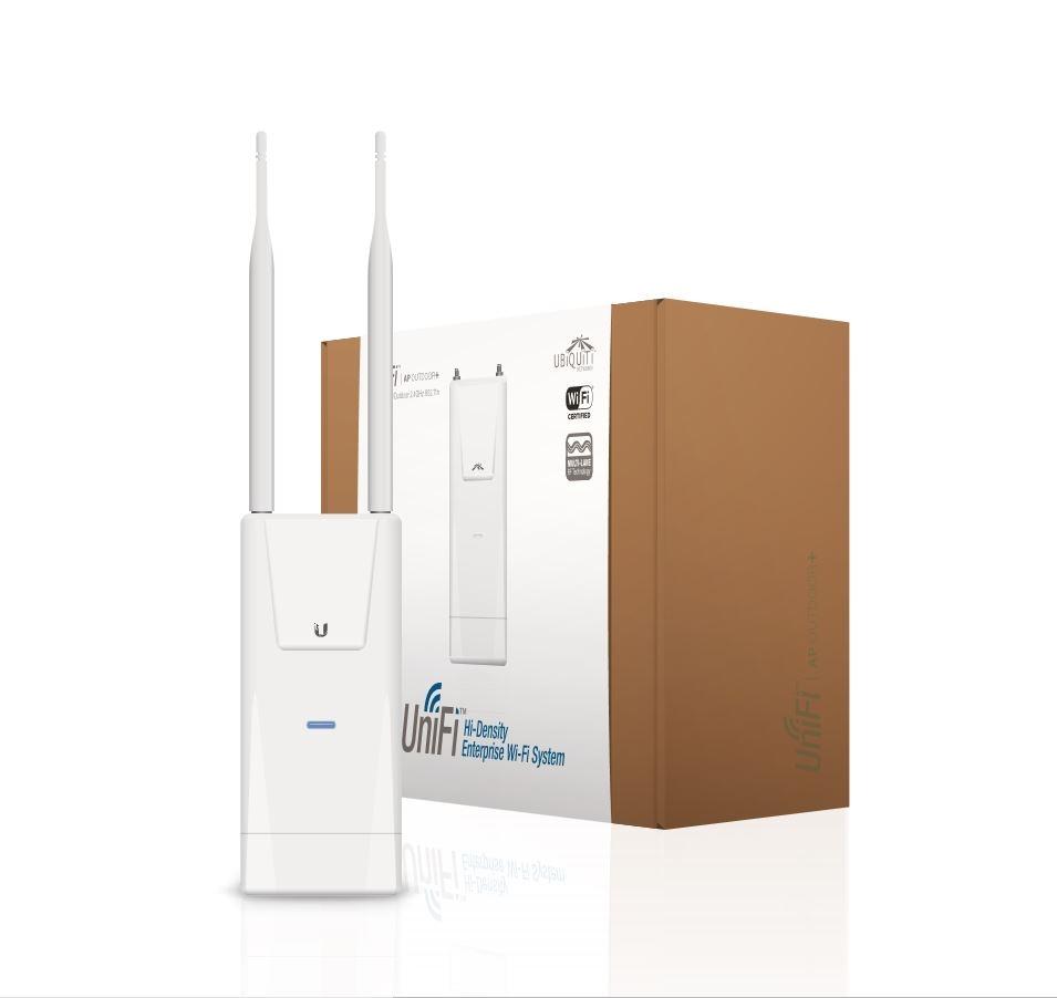 UBIQUITI UniFi Enterprise Wi-Fi System, 2 4 GHz outdoor Access Point  (UAP-Outdoor+)