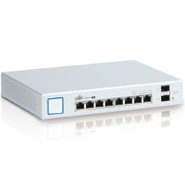 Ubiquiti UniFi Ethernet Switch 8-150W UniFi Ethernet Switch 8-150W