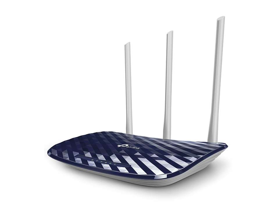 TP-LINK AC750 Wireless Dual Band Router (Archer C20)