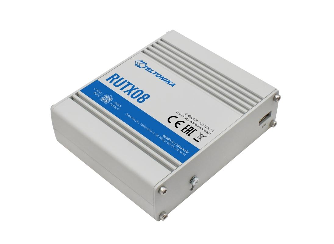 TELTONIKA Industrial VPN Router (RUTX08) - The source for WiFi