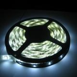 LED STRIP 3528 120 SMD/m Wharm WHITE WATERPROOF IP