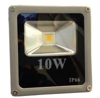LED Floodlight 10W Neutral white slim