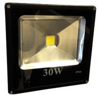 LED Floodlight 30W Neutral white slim